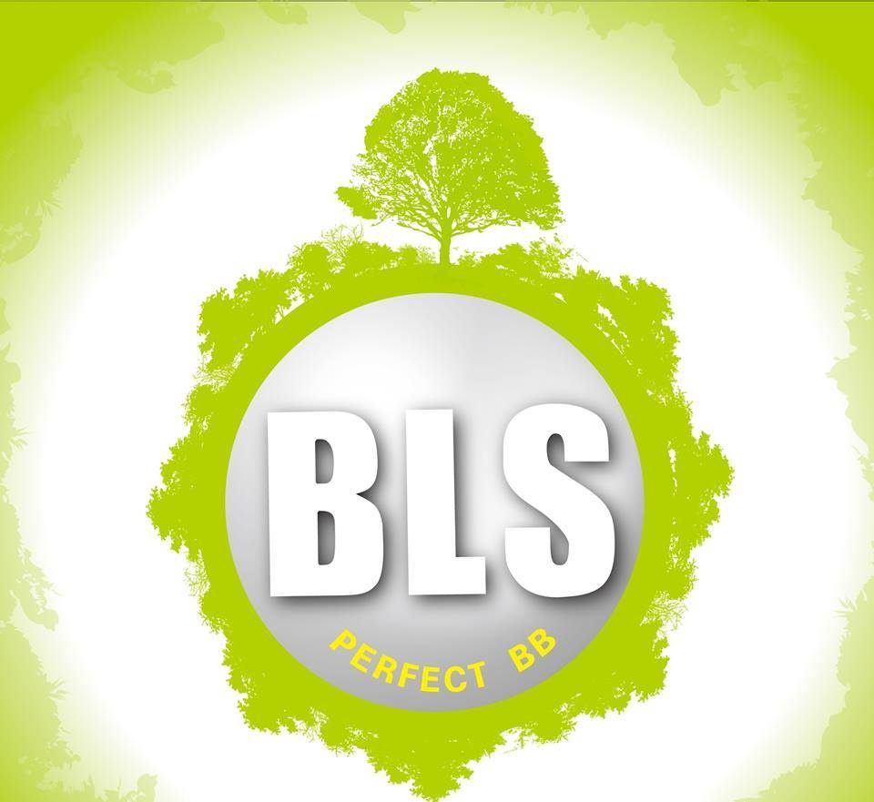 BLS BIO Precision BB 0,32 grammes - 3.125 pièces - Blanc