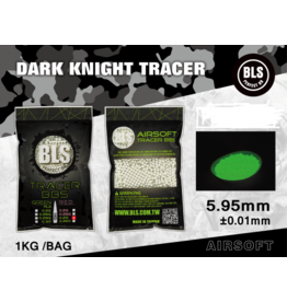 BLS Tracer Precision BB 0.25 grams - 4,000 pieces - Green