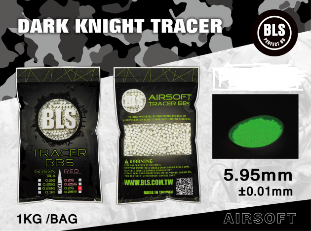 BLS BLS Tracer Precision BB 0,20 Gramm