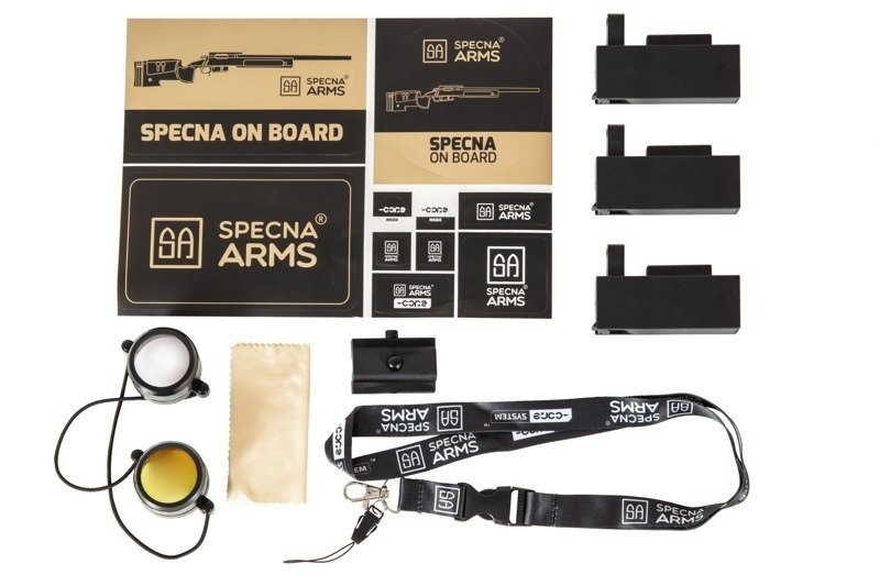 Specna Arms SA-S03 Core Sniper Bolt Action Spring Set - OD