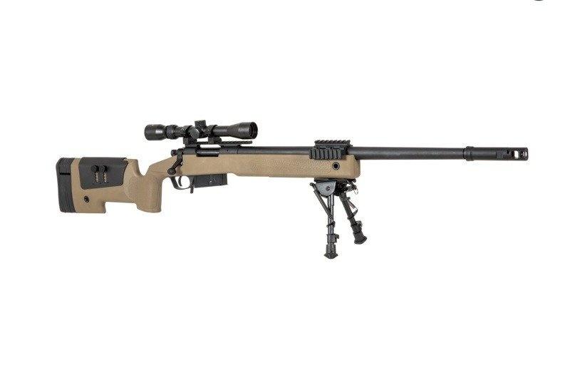 Specna Arms SA-S03 Core Sniper Bolt Action Spring Set - TAN