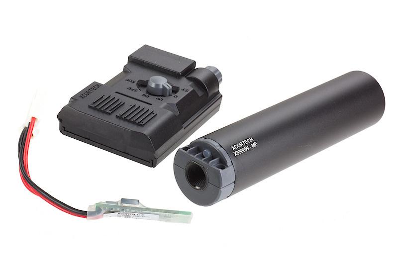 XCortech X3300W Advanced BB Control & Tracer System - BK