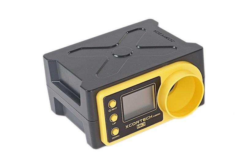 XCortech X3200 MK3 Shooting Chronographe - BK