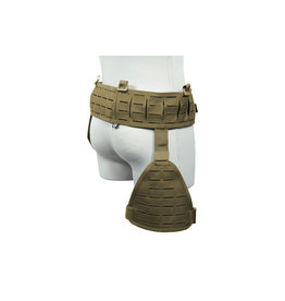 Primal Gear tactical belt with Drop Leg Panel