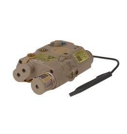 Element LA-5 PEQ15 - Module laser léger 3 en 1 lR - TAN