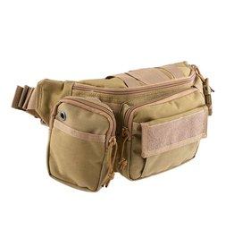 Primal Gear Tactical Waist Bag - TAN