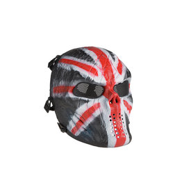 Ultimate Tactical Wire Mesh SKULL Maske - Knight