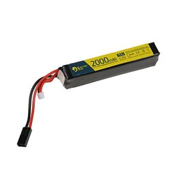 Electro River LiPo 11.1V 2000mAh 15/30C - Stick