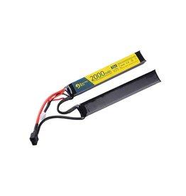 Electro River LiPo 7.4V 2000mAh 15/30C Dean - Nunchuck