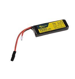 Electro River LiPo 7.4V 1500mAh 20/40C - Crane Stock