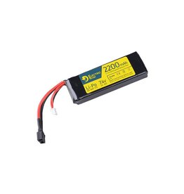Electro River LiPo 7.4V 2200mAh 20/40C Dean - Crane Stock