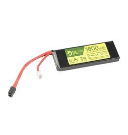 Electro River LiPo 7.4V 1800mAh 20/40C Dean - Crane Stock