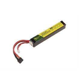 Electro River LiPo 7.4V  2000mAh 15/30C Dean - Stick