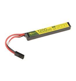 Electro River LiPo 7.4V 1200 mAh 25/50C - Stick