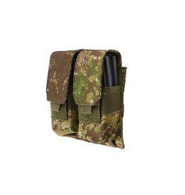 Ultimate Tactical 2- fach M4/ M16 Magazintasche - Greenzone