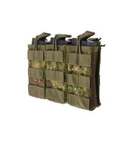 Ultimate Tactical 3-fach shingle Magazintasche - Greenzone