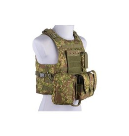 Ultimate Tactical Gilet tactique AAV FSBE - Greenzone