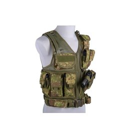 Ultimate Tactical Tactical KAM-39 Vest - Greenzone