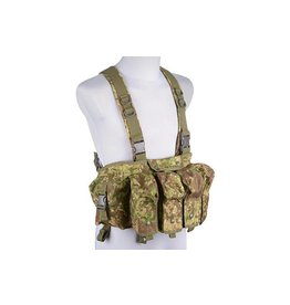 Ultimate Tactical Kommando Chest Rig - Greenzone