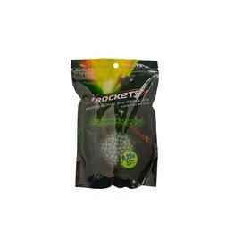 Rockets Professional BIO BBs 0.25g - 2,000 pieces - green