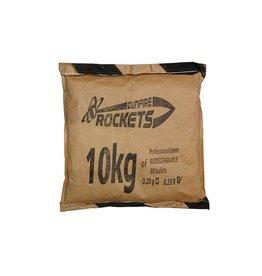 Rockets BIO Professionnel BBs 0,25g - 10kg - blanc