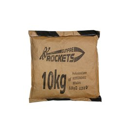 Rockets Professional BIO BBs 0,25g - 10kg - white