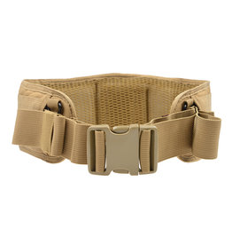 Nuprol Tactical Universal MOLLE Battle Belt - TAN