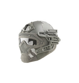Ultimate Tactical modularer Helm - FAST Gunner  Base Jump  - GR