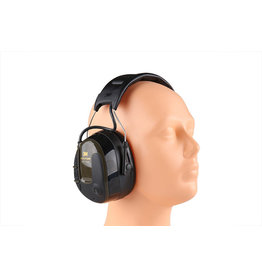 Peltor 3M ProTac Shooter Active Ear Protection - OD