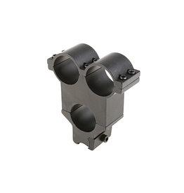 Supershooter/SHS Triple Mount pour rail de 11 mm