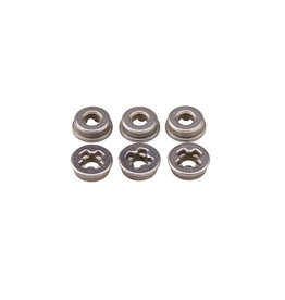 Supershooter/SHS 7mm Steel X Bushings - 6 pieces