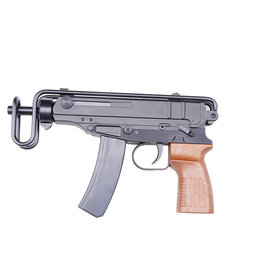 ASG VZ61 Scorpion Spring submachine gun <0,50 Joule  - BK