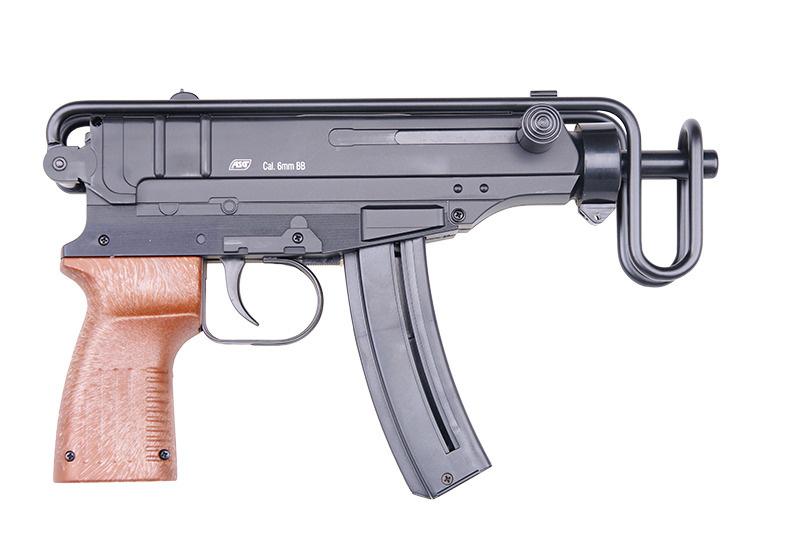 ASG VZ61 Scorpion Spring Maschinenpistole <0,50 Joule  - BK