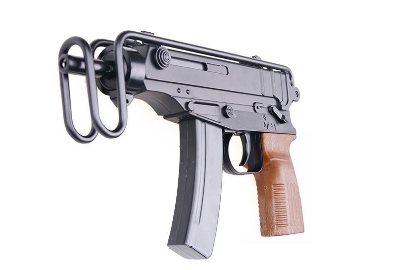 ASG VZ61 Scorpion Spring Mitraillette - BK