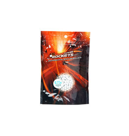 Rockets Professional 0.25g BBs - 1.000 pcs - blanc