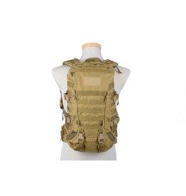 WiSport Tactical Backpack Zipper Fox 25L - TAN