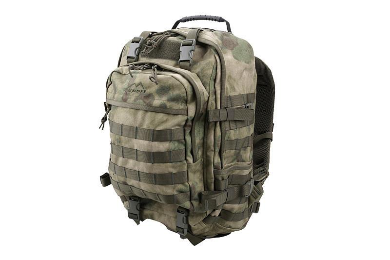 WiSport Sac à dos tactique Whistler Special 35L - A-TACS FG
