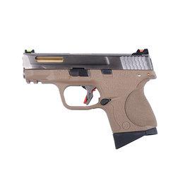 WE Tech 3,8 MP Compact Force GBB 0,70 Joule - TAN