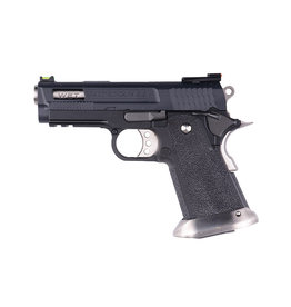 WE Tech Hi-Capa 3.8 Force Brontosaurus GBB - 0,70 Joule - BK