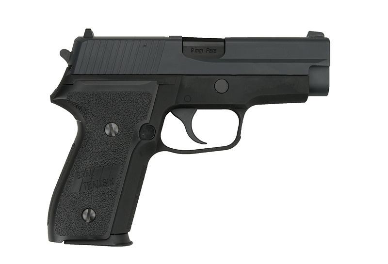 WE Tech F228 GBB - 0,60 Joule - BK