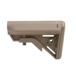 E&L B5 verstellbarer Schaft AR-15 M4/M16 Serie - TAN