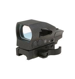 ACM Tactical QD Weaver Dot Sight AAOK109  - BK