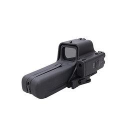 ACM Tactical Point de visée rouge type Holo 552 avec laser - BK