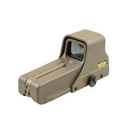 ACM Tactical Dot Holo Sight Type ET 552 Weaver - TAN