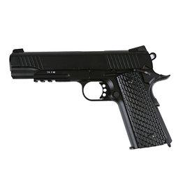 KWC M1911 A1 TAC Co2 GBB 1,10 Joule - BK