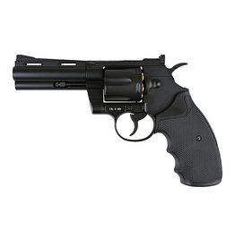 KWC .357 Magnum 4 inch Co2 Revolver 1,70 Joule - BK
