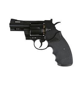 KWC .357 Magnum 2,5 inch Co2 Revolver 1,48 Joule - BK