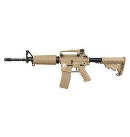 G&G CM16 DST Combat Machine EBB 1,55 Joule  - TAN