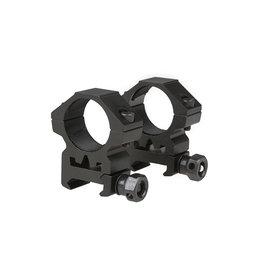 Theta Optics 2 x 25 mm ZF Picatinny Low Mount - BK