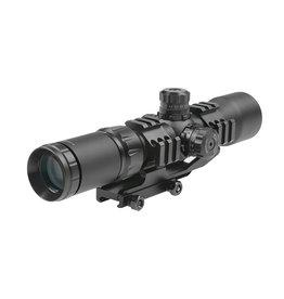 Theta Optics 1.5-5x40 BE riflescope Weaver - BK